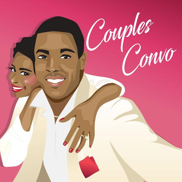 couples convo podcast artwork